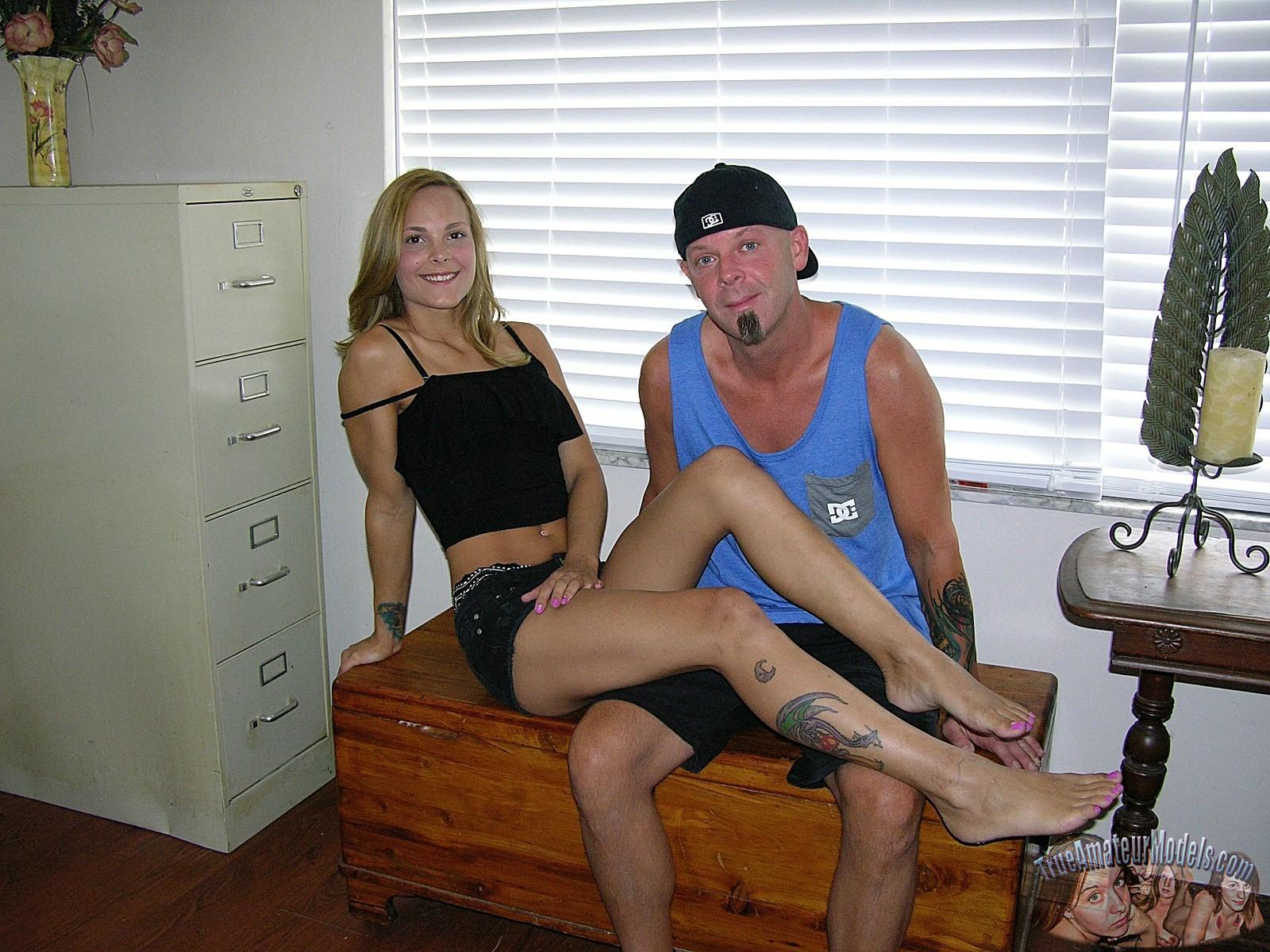 Ass Handjob jenny j. gives ray edwards a hand job after her amateur porn